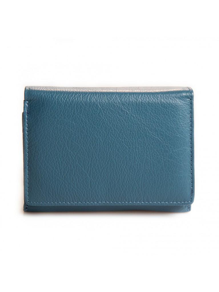 Portofel G065 bleu